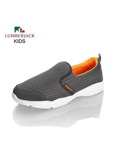 Lumberjack Lumberjack Çocuk Yürüyüş Ayakkabısı Gri